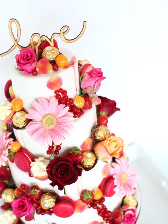 Maaikes Taart Voor De Mooiste Bruidstaarten Uit Sneek